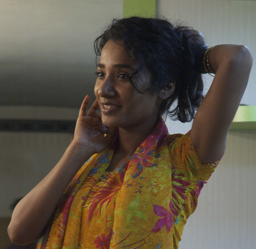 Begali actress Tannishtha Chatterjee
