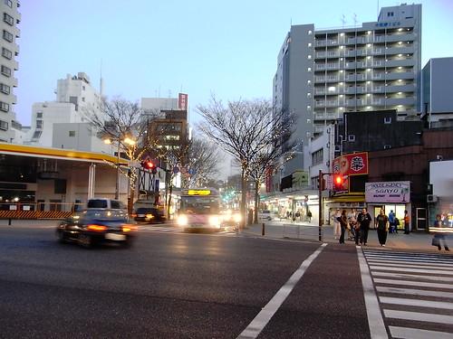 Yokosuka street