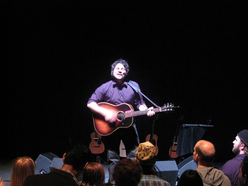 Jeff Tweedy, Vic Theatre, Feb. 13-14, 2009