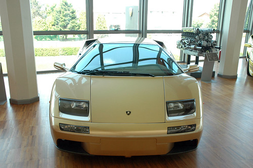 Lamborghini Diablo 6.0,car, sport car