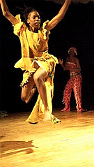 Ballet International Africans3 (AMINAIZM) Tags: balletinternationalafricans swanday2009 aminaizm aminaheckstall