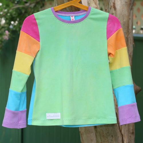 Rainbow Antonia front