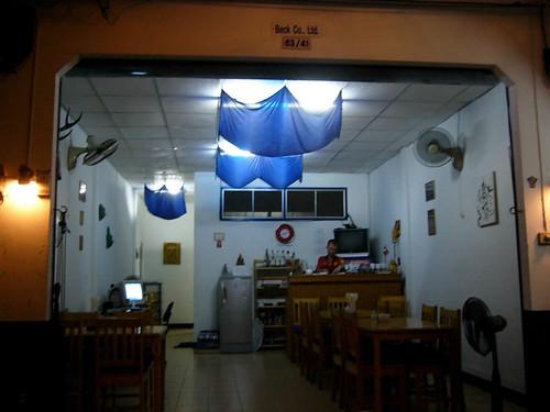 Koh Samui Denish Restaurant Baron デンマーク料理レストラン0002