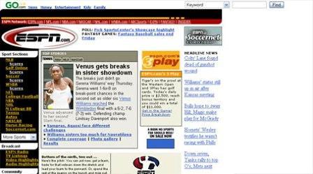 ESPN 8 years ago