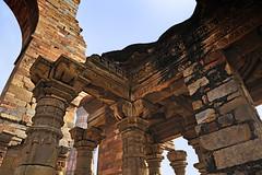 India New Delhi _D7C2027 (youngrobv) Tags: india geotagged nikon asia minaret unescoworldheritagesite gps fx complex qutub minar n1 bharat newdelhi qutb qutab uttarpradesh  0812 robale hindustan alaidarwaza d700    youngrobv 2470mmf28g solmeta alaigate  d7c2027
