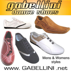 Gabellini Dance Shoes Website
