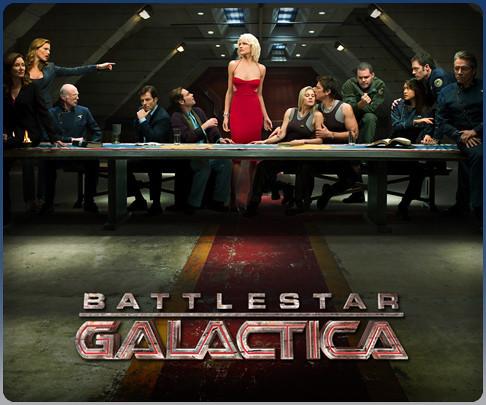 Battlestar Galactica HD Banner