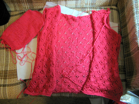 WIP: Vigilante cardi: quick progress