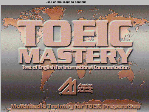 TOEIC Mastery v1.2 by you.