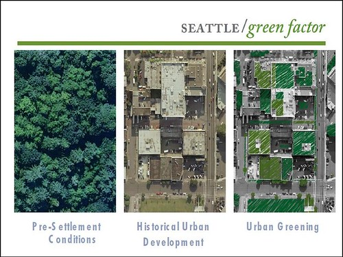 greening the urban fabric (by: City of Seattle)