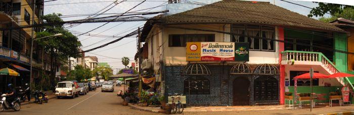 Day 66 Vientiane street scene
