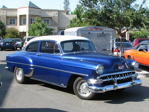 1953 Chevrolet 210 2 Door Sedan with 54 Grill (Custom) '2XSL370' 4