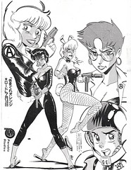 Angel manga Inc (10) (parable_studios) Tags: blackandwhite sexy japan angel cat airplane costume mask cosplay action military jet manga astronaut bondage aliens heels stealth femmefatale spaceship timetravel outerspace miniskirt pinup spacesuit scientist demons hentai goodgirl crimefighter comicart vigilante playboybunny goodgirlart damselindistress superheroine hogtied horrorcomics bondagecomics mangacomics babecomics aliencomics scificomics