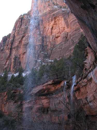 lower emerald pool falls