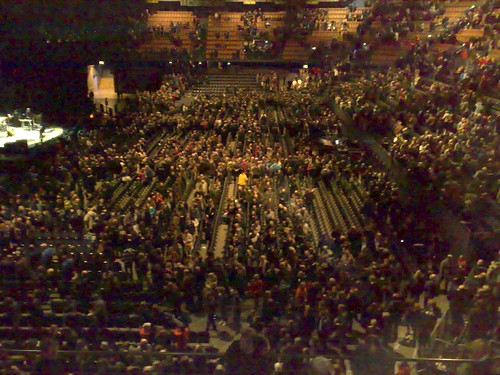 Bob Dylan @ Oslo Spektrum 25th of March 2009