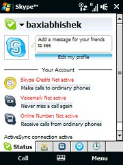 Skype- Account