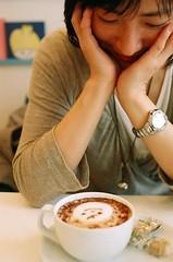 smile x smile (kimicon) Tags: girl smile cafe weekday iloveyoursmile nanacoro
