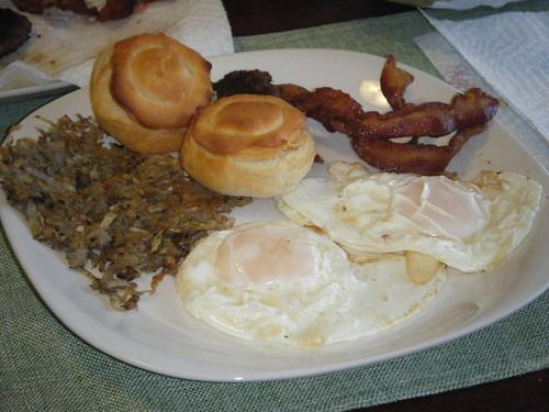 Eating In: Breakfast (Day 12)