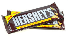Hershey's Milk Chocolate with Peanuts