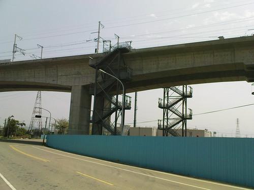 未來的高鐵苗栗站