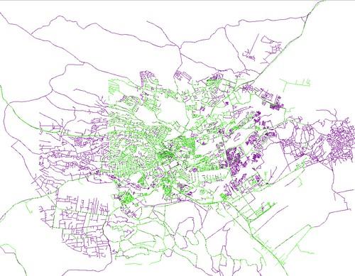 Kenya MapMaker vs OpenStreetMap