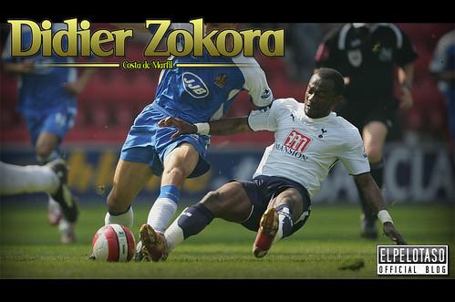 Didier Zokora - Costa de Marfil