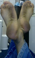 FEET 60 (soles4u) Tags: feet fetish foot toes arch bare heel tickle soles dangle instep