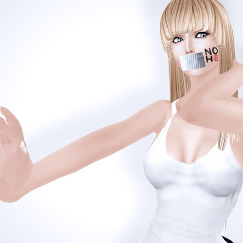 Jennaa Loire - http://www.flickr.com/photos/noh8sl/