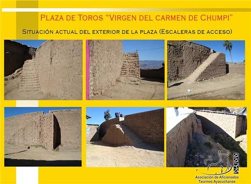 Plaza de toros de Chumpi
