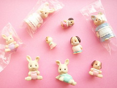 Kawaii Sylvanian Families Tiny Toy Miniatures for Your Dollies Japan (Kawaii Japan) Tags: family pink friends dog cute rabbit bunny animals japan cat toy happy japanese miniatures doll little crafts character small mini collections tiny kawaii collectibles dollhouse sylvanianfamilies dolltoy sylvanian supersmall kawaiishopping kawaiishop kawaiishopjapan