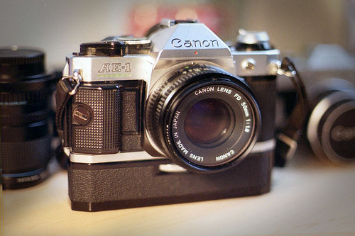 Film Camera Photography