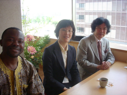 Clement, Prof Fangyan Dong, Prof Michio Sugeno