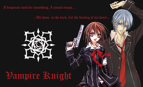 wallpaper vampire. Vampire Knight Wallpaper