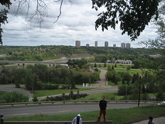 South Edmonton view
