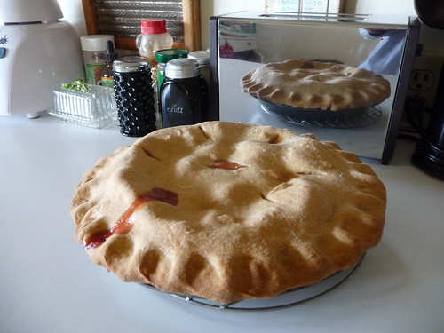 Mama Sherry's Peach Pie