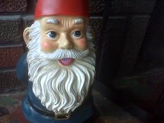 Gnome (Rua.A) Tags: gnome kitsch amelie lawnart