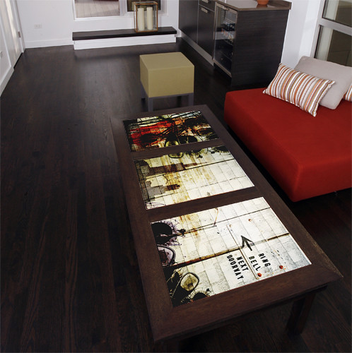 Gestell Cocktail Table