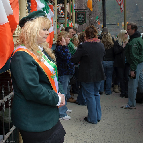 St. Patrick's Day Parade Jim Thorpe Pa