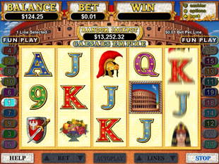 Caesar's Empire slot game online review