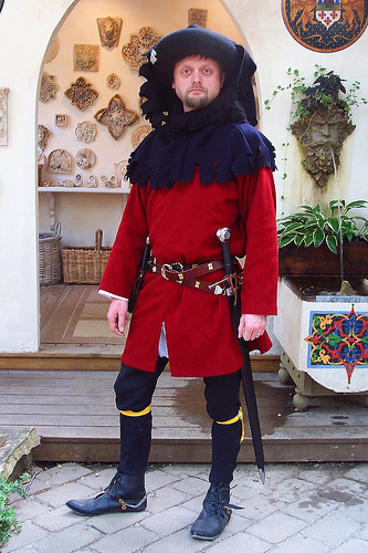 medieval costume