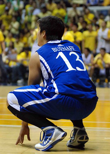 UAAP Season 72: Ateneo Blue Eagles vs. De La Salle Green Archers, Aug. 9, 09