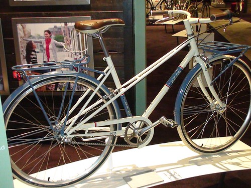 the trek belleville is kinda cool to for a mass produced bike - Mixte Frame