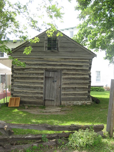 Milton House cabin