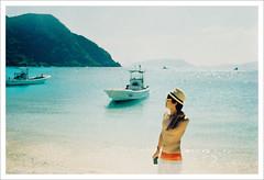 [] My Back... (marcma /  /) Tags: summer film beach japan fuji marc  okinawa naha sensia smena8m  5photosaday  chrome200 by marcism