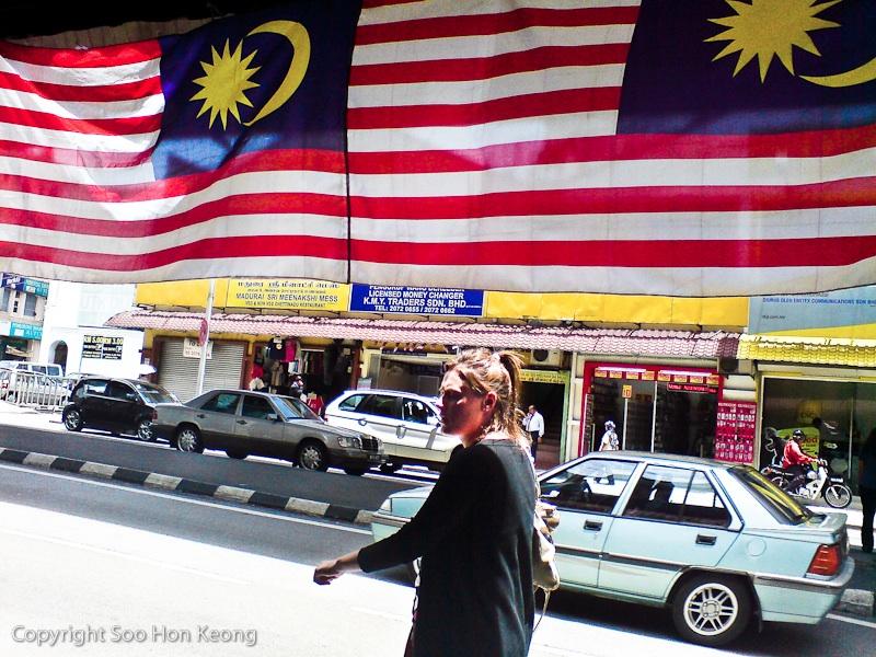 In Between Malaysia