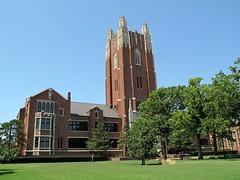 OKC University campus