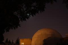 La Luna y el Planetario