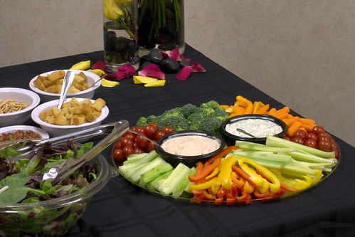Wedding Catering: Veggies