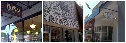 Cupcake shops in LA