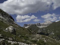 Sella e Sass Ciapel - Dolomiti